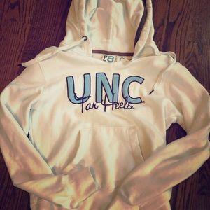 Women's small UNC Tar Heel hoodie